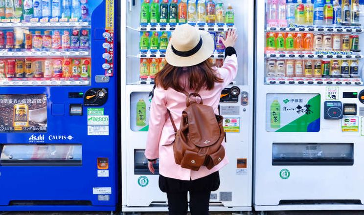 Vending Machines – Your Idea for a Business